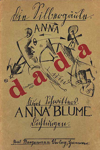 Dada periodical cover-An_Anna_Blume