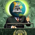 Karla Fetrow-  Secret societies are not a conspiracy theory.  They exist.  They control the world's economy and financial institutions.  Their name is Bilderberg.