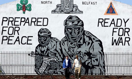 Mike- A brief history of The Troubles in Ireland