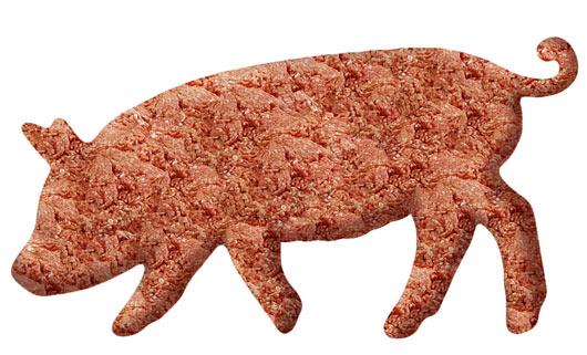 Бразильский экспорт свинины вырос в третьем квартале 2015 года
