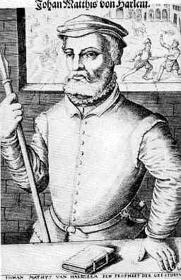 Jan Matthys- Medieval Prepper