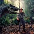 Colin La Vaute:  Roger Ebert gave Jurassic Park three stars.  It was one I would always disagree with him on.