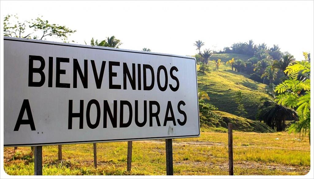 BienvenidosaHonduras