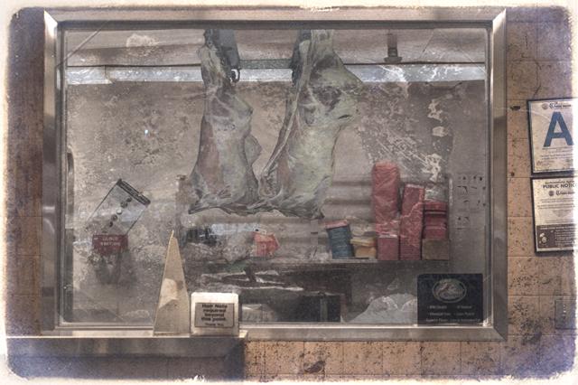 Meatroom by Paul William Fassett
