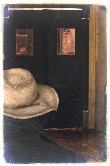 Randon Discovers Storage Room by: Paul William Fassettt