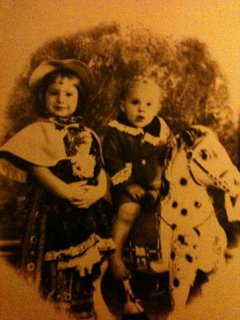 Grainne and Her Brother cir. 1975