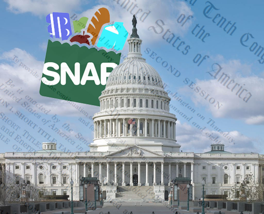 SNAP in congress
