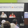 Jane Stillwater coming to us live from Netroots Nation.