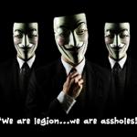 Anonymous Assholes