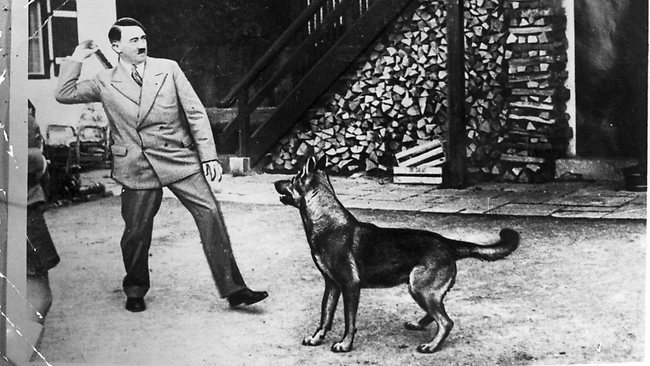 Hitlers Talking Dog