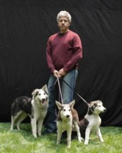Mira the clone dog