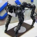 BigDog the Robot Quadruped