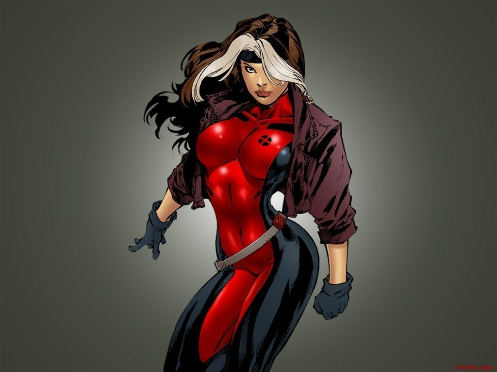 Female superheroes pictures x-men-rogue