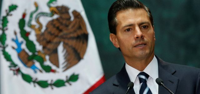 Mexican relations are running sour over immigration policies, not NAFTA.