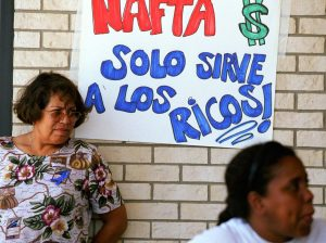 NAFTA-protest-Joe-Raedle-Getty