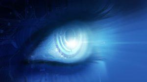 eye of the internet