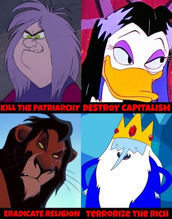 Disney Villains Had It Right – The Heroes Were Wrong