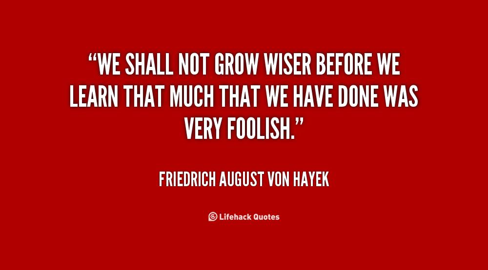 Freidrich Hayek – Introduction to Economics